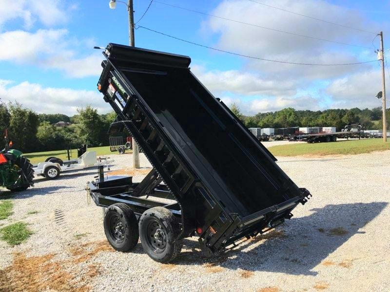 2019 Load Trail 60X10 TANDEM DUMP W/3500 AXLES