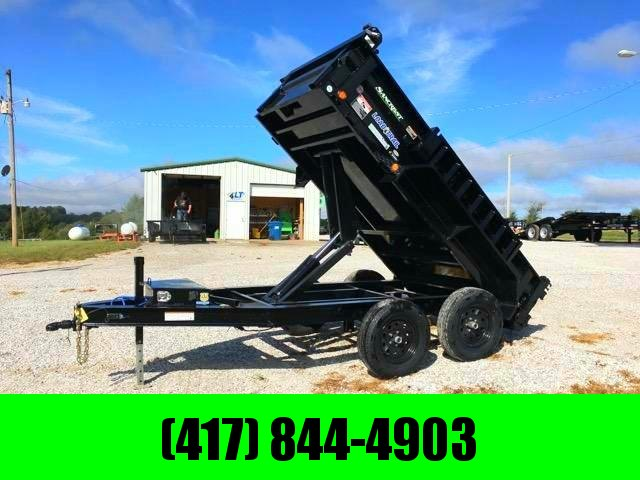 2019 Load Trail 60X10 TANDEM DUMP W/3500 AXLES