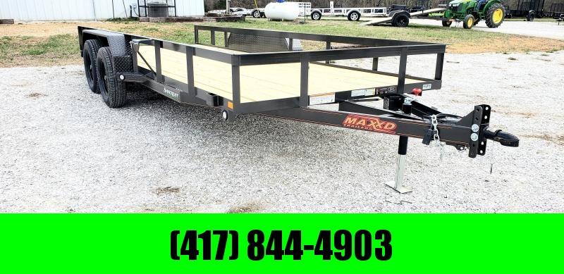 2019 MAXXD utility ATV Trailer