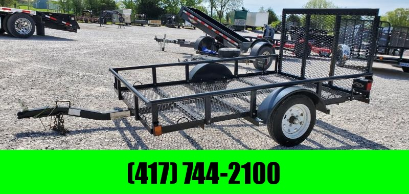 2015 Big Tex 5X8 UTILITY TRAILER W/GATE