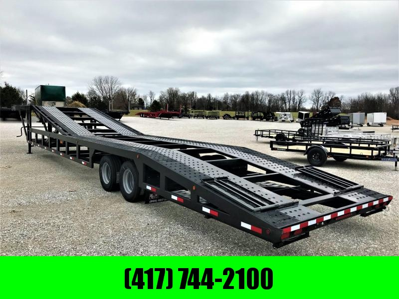 2019 Sun Country 53 DROP DECK 4CAR Car / Racing Trailer