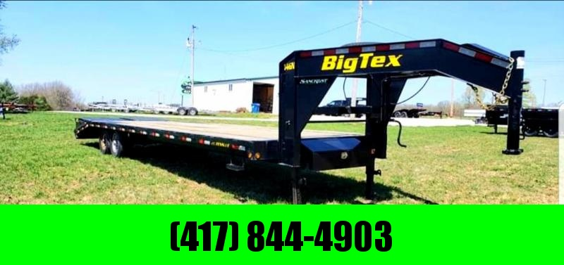 2014 BIG TEX 102 X 25 + 5 LOW-PRO GOOSENECK
