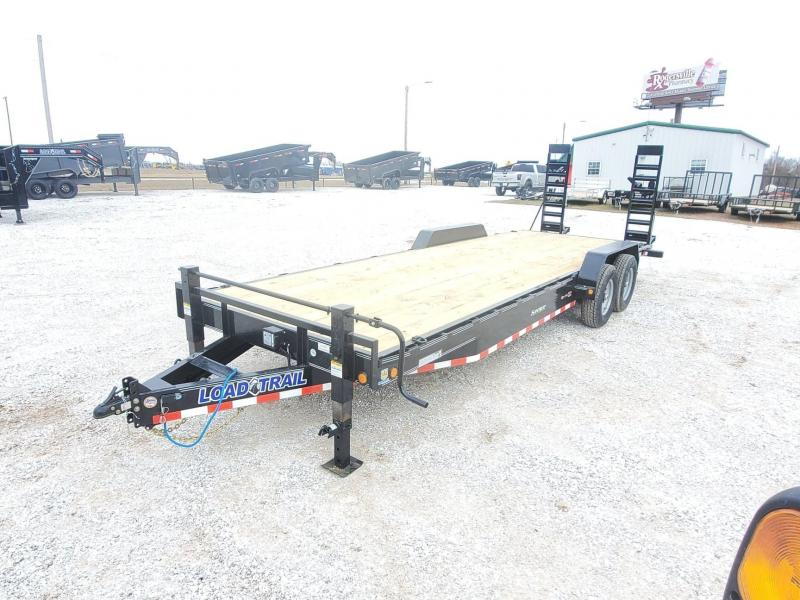 "2020 Load Trail 83"" x 24' Tandem Axle Carhauler  W/ 7Ks"