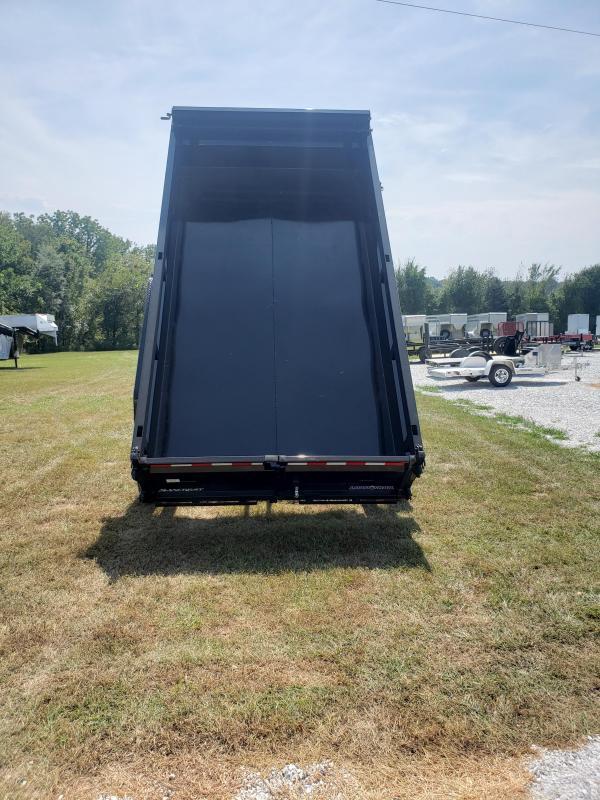"""2020 Load Trail 83"""" x 14' Tandem Axle Dump Trailer w/ 7ks"""