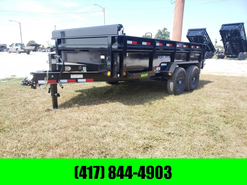 "2020 Load Trail 83"" x 14' Tandem Axle Dump Trailer w/ 7ks"