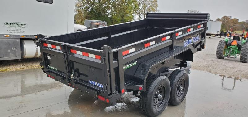 2020 Load Trail 72X12 TANDEM 10K DUMP TRAILER