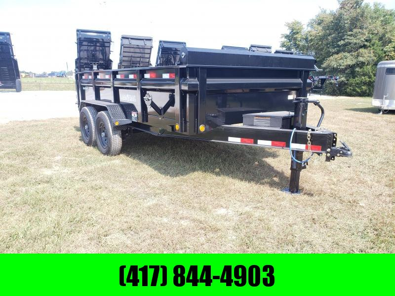 2020 Load Trail 83X14 TANDEM 14K DUMP TRAILER