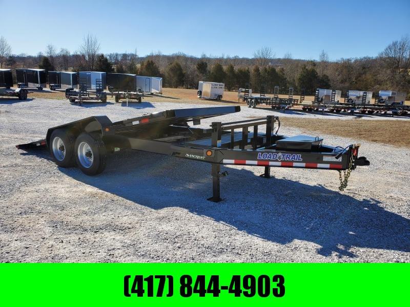 "2019 Load Trail 83"" X 18' Tilt-N-Go Tandem Axle Tilt Deck I-Beam Frame"