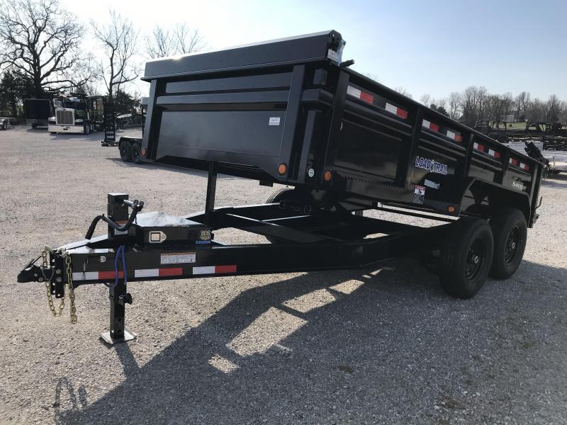 2019 Load Trail 83x14 TANDEM LO-PRO Dump Trailer W/7K AXLES