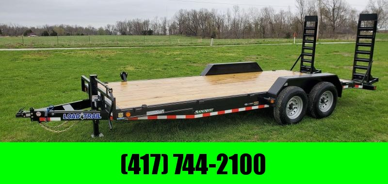 2020 Load Trail 83X20(18+2) TANDEM 14K CAR/EQUIPMENT HAULER