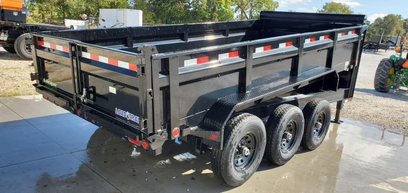2020 Load Trail 83X16 TRIPLE 21K GOOSENECK DUMP W/621 HOIST