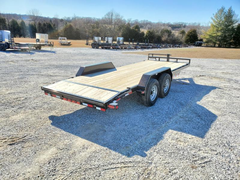 "2020 Load Trail 83"" x 20' Tandem Axle Carhauler W/ 7KS"