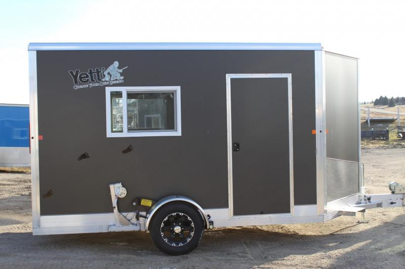 2019 Yetti C612-A Shell House