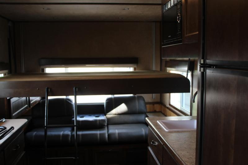 2020 Yetti Grand Escape GE821-DRKF RV/Fish House