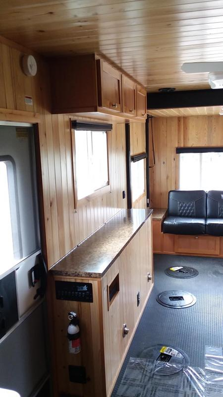 2019 Yetti Grand Escape GE821-PKF RV-Fish House