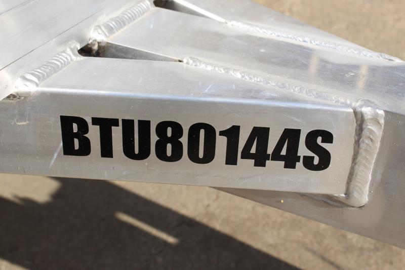 2020 Bear Track BTU80144S Utility Trailer