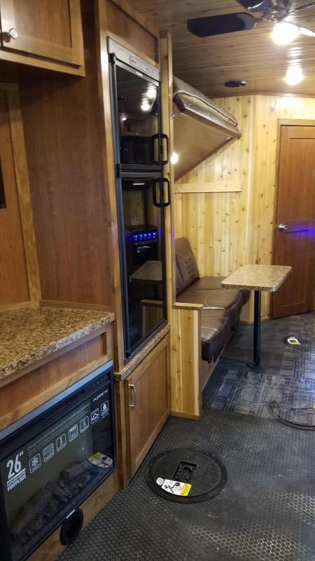 2020 Yetti Grand Escape GE821-PKF RV Fish House
