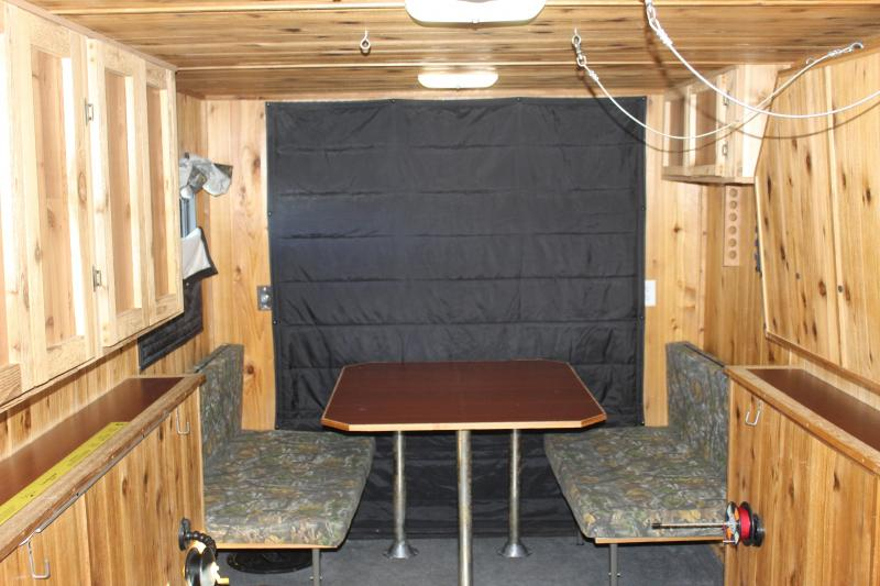 2007 Other Grand Lodge 8x16 Ice/Fish House Trailer