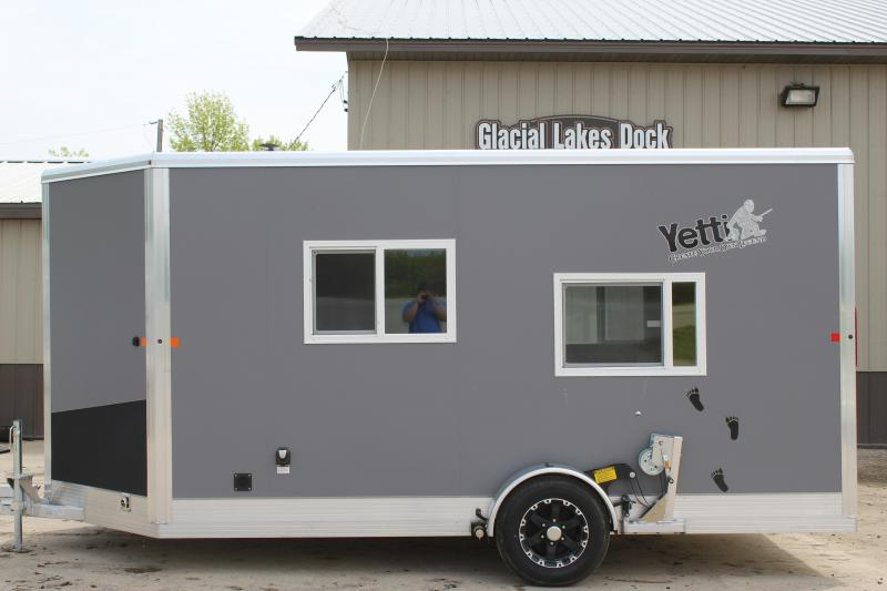 2020 Yetti Angler A614-DK Fish House