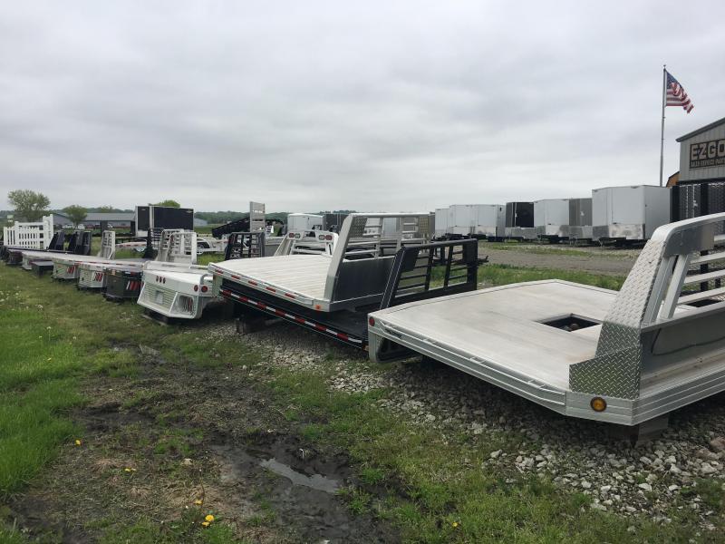 2019 Hillsboro Industries and Zimmerman Truck Beds