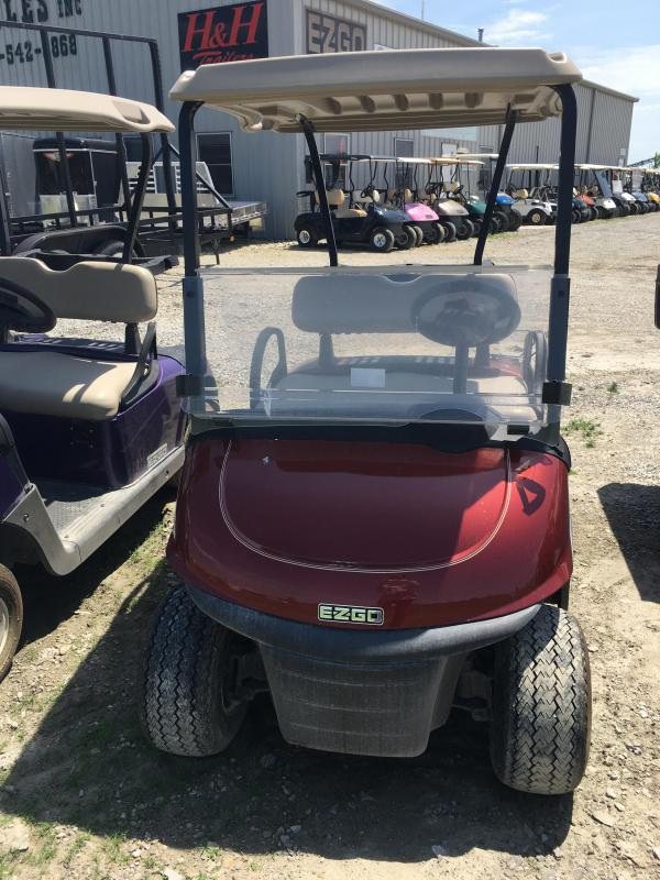 2016 E-Z-GO RXV Golf Cart