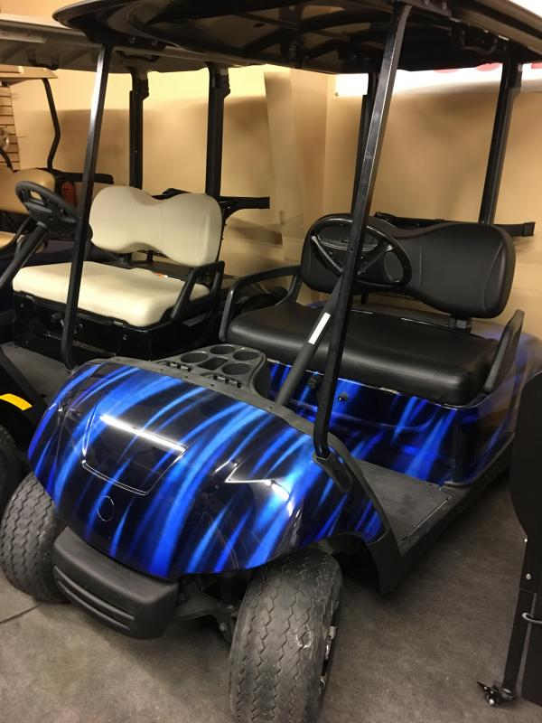 2010 Yamaha Gas Golf Cart