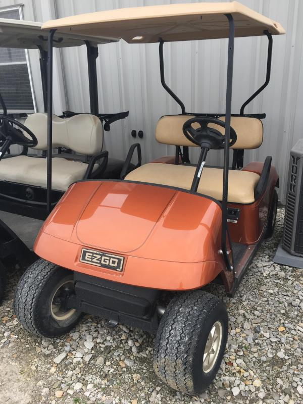 2008 E-Z-GO Electric Golf Cart