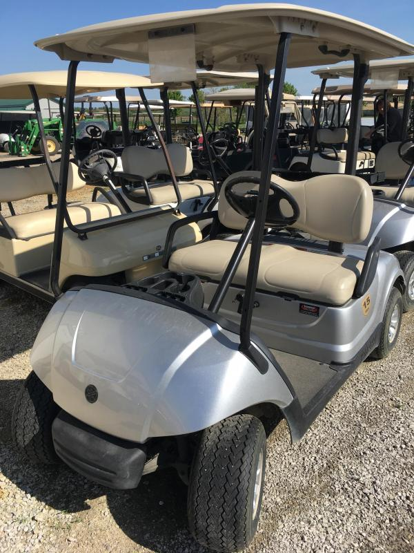 2015 Yamaha Gas Golf Cart
