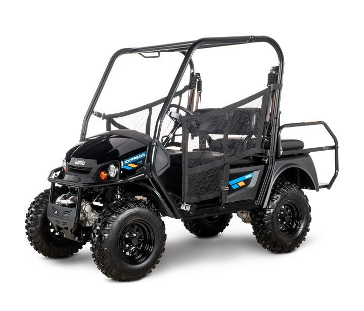2020 E-Z-GO EXPRESS 4X4 Utility Side-by-Side (UTV)