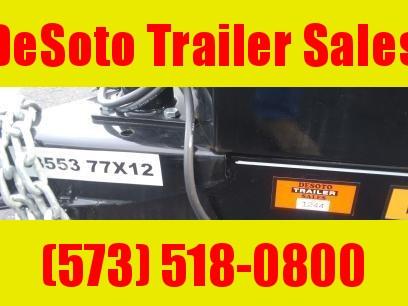 2020 Doolittle Trailer Mfg UT77X123 Utility Trailer