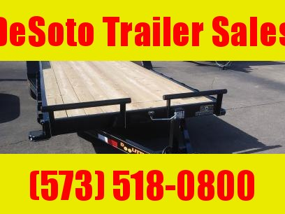 2020 Doolittle Trailer Mfg XT842098K Flatbed Trailer