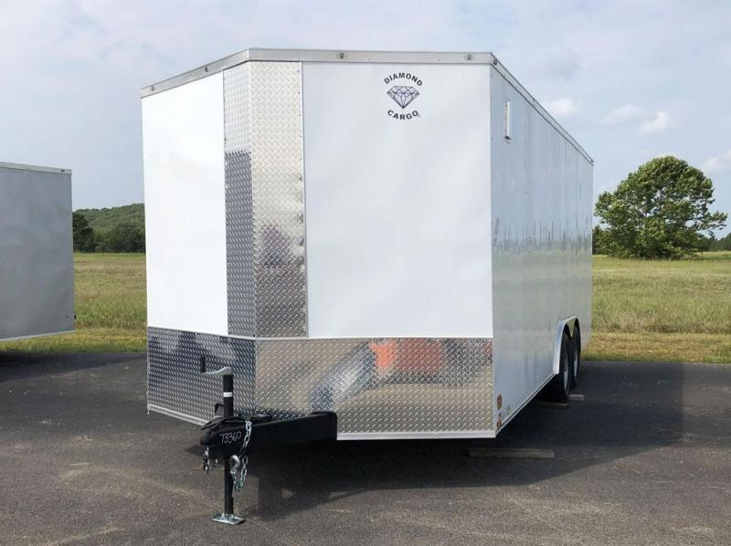 2020 Diamond Cargo 20' Enclosed Car Hauler