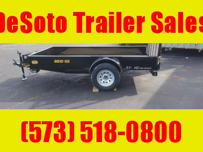 2020 Doolittle Trailer Mfg SS Series Utility Trailer