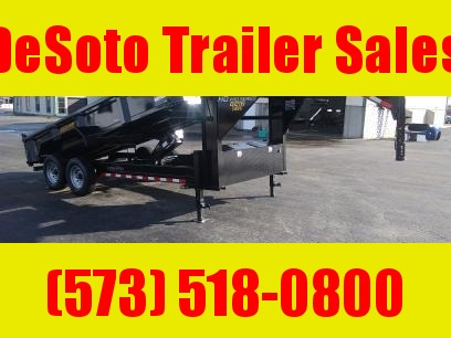 2020 Doolittle Trailer Mfg MD821614 Dump Trailer