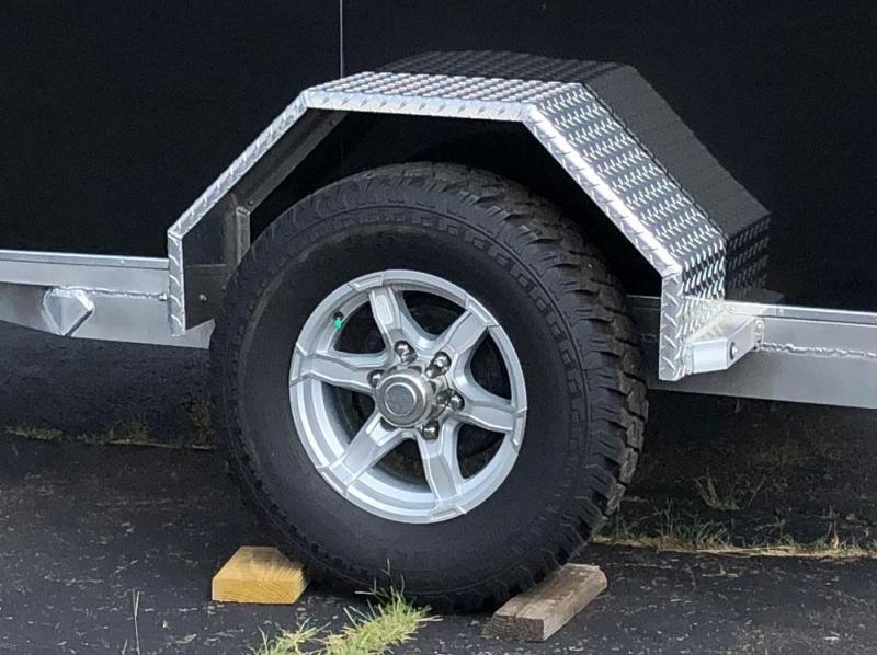 2020 Sundowner 8' All Aluminum Mini-Go Trailer