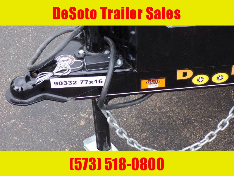 2020 Doolittle Trailer Mfg UT77167 Utility Trailer
