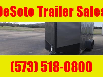 2020 Stealth Trailers Mustang Enclosed Cargo Trailer