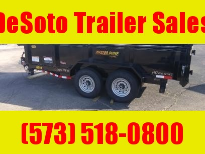 2020 Doolittle Trailer Mfg MD821414 Dump Trailer