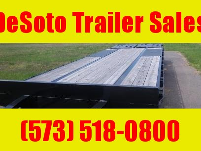 2018 Big Tex Trailers 22PH-20BK=5MR Flatbed Trailer