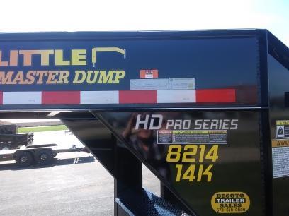 2020 Doolittle Trailer Mfg MD821414 Dump Trailer