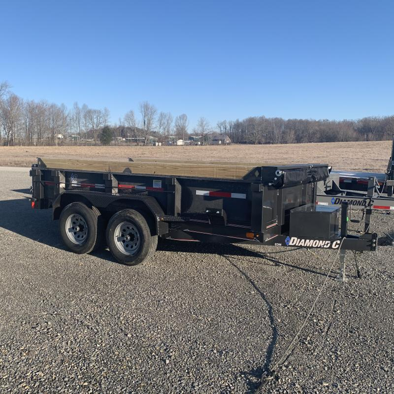 2020 Diamond C Trailers EDM Dump Trailer