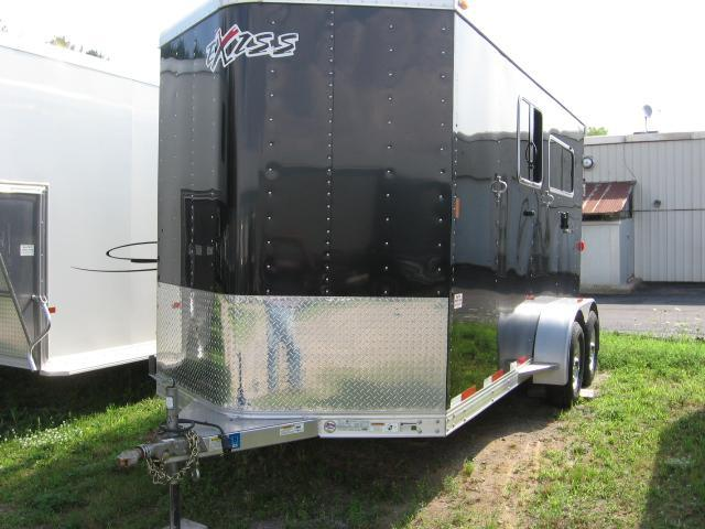 2012 Exiss Trailers SS20MG Horse Trailer