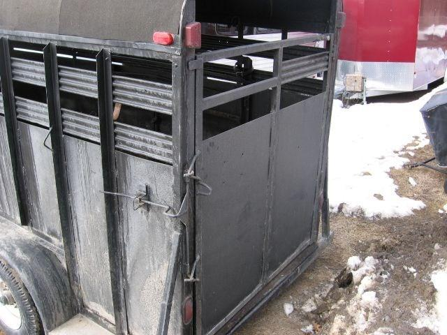 1988 16' Stock GN Stock Trailer - PRICE REDUCED