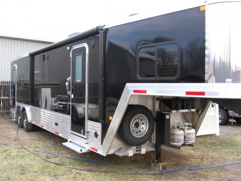 2019 Merhow Trailers Other Motorsports 8M1034 Toy Hauler RV