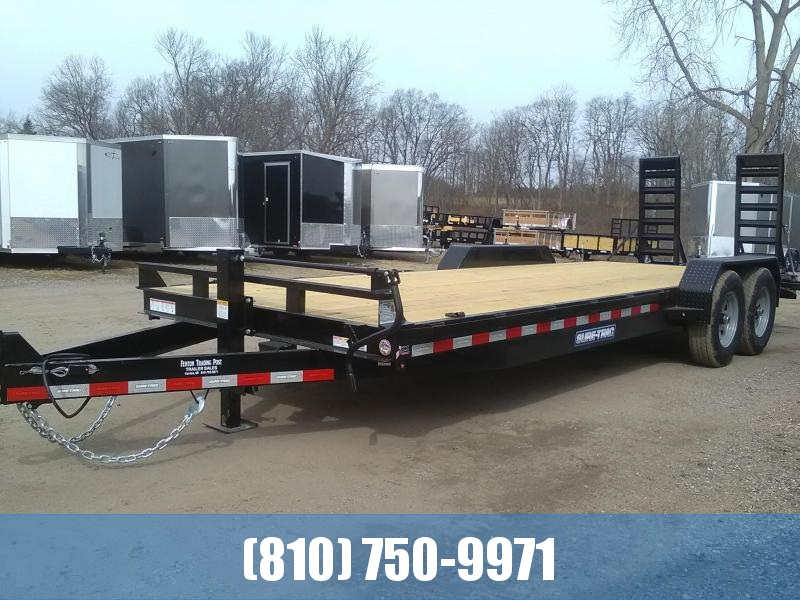2020 Sure-Trac 7 X 22 14K Implement Equipment Trailer