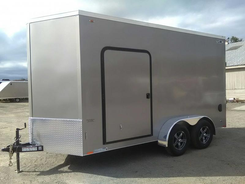 2019 Legend 7x16 Cyclone Enclosed Cargo Trailer