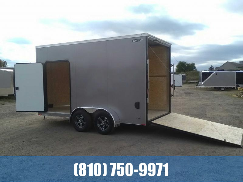 2019 Legend 7x16 Cyclone Enclosed Cargo Trailer