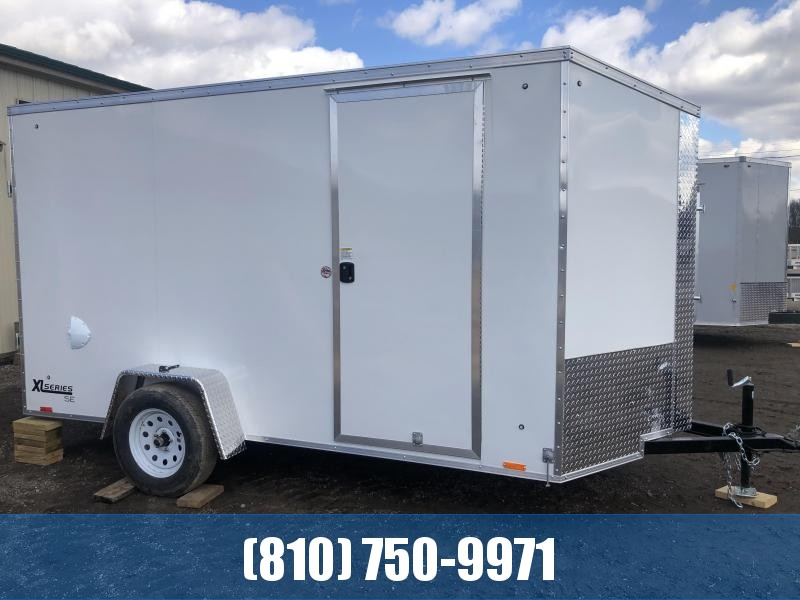 2020 Cargo Express 6x12 Cargo / Enclosed Trailer