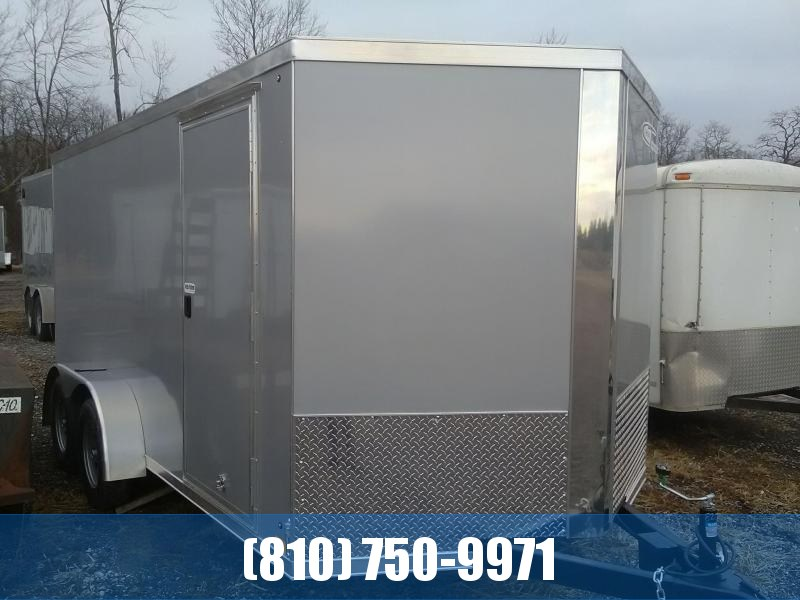 2020 Cross Trailers 7 x 14 Enclosed Cargo Trailer