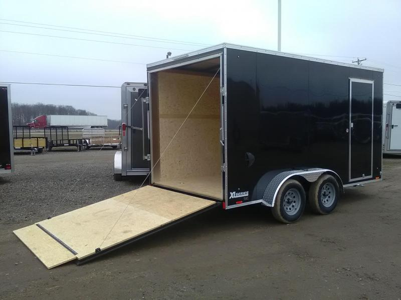 2020 Cargo Express 7x14 Enclosed Cargo Trailer